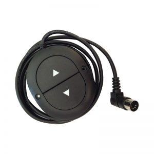 2 way oval switch 5 pin plug SW0013